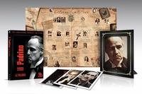 Cover Dvd Il padrino. Corleone Legacy Limited Edition (4 Blu-ray)