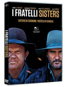 I fratelli Sisters (DVD) di Jacques Audiard - DVD