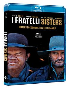 I fratelli Sisters (Blu-ray) di Jacques Audiard - Blu-ray