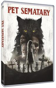 Film Pet Sematary 2019 (DVD) Kevin Kölsch Dennis Widmyer