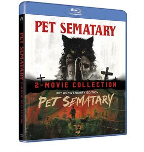 Pet Sematary 2 Film Collection (Blu-ray) di Kevin Kölsch,Dennis Widmyer,Mary Lambert