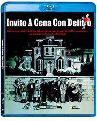 Cover Dvd Invito a cena con delitto (Blu-ray)