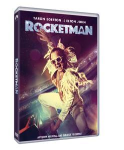 Rocketman (DVD) di Dexter Fletcher - DVD
