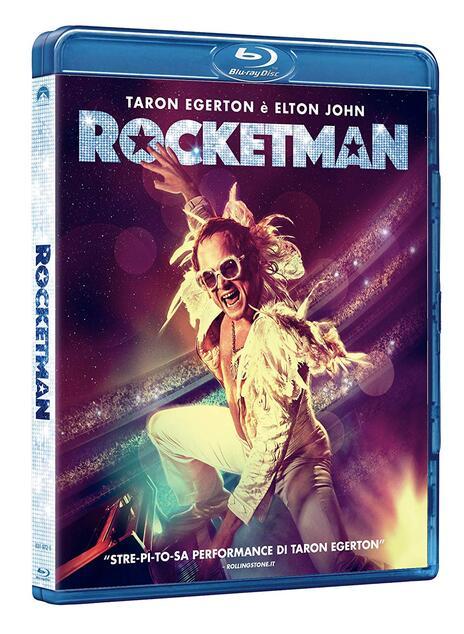 Rocketman (Blu-ray) di Dexter Fletcher - Blu-ray