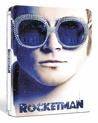 Cover Dvd Rocketman. Con Steelbook (Blu-ray)