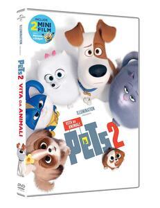 Pets 2 (DVD) di Chris Renaud - DVD