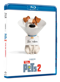 Cover Dvd Pets 2 (Blu-ray)