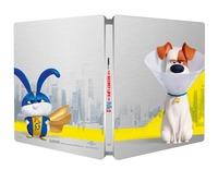 Cover Dvd Pets 2. Con Steelbook (Blu-ray)