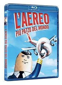 Cover Dvd L' aereo più pazzo del mondo (Blu-ray)
