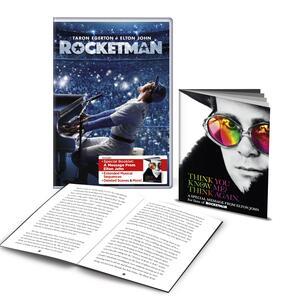 Rocketman. Edizione esclusiva con Booklet (DVD) di Dexter Fletcher - DVD