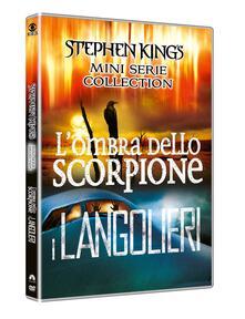 Stephen King Mini Serie Collection. I Langolieri - L'ombra dello Scorpione (3 DVD) di Tom Holland,Mick Garris - DVD