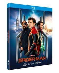 Spider-Man. Far from Home (Blu-ray) di Jon Watts - Blu-ray