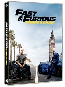 Fast & Furious. Hobbs & Shaw (DVD) di David Leitch - DVD