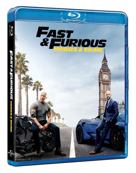 Fast & Furious. Hobbs & Shaw (Blu-ray) di David Leitch - Blu-ray
