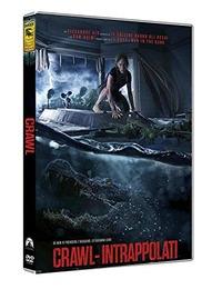 Cover Dvd Crawl. Intrappolati (DVD)