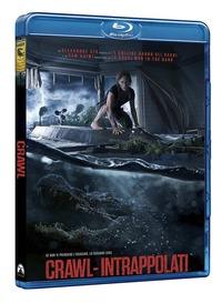 Cover Dvd Crawl. Intrappolati (Blu-ray)