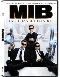 Men in Black International (DVD) di F. Gary Gray - DVD