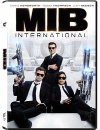 Cover Dvd Men in Black International (DVD)