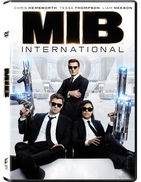 Men in Black International (DVD) di F. Gary Gray - DVD