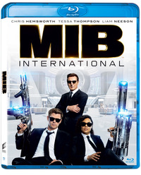 Cover Dvd Men in Black International (Blu-ray)