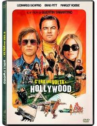 Cover Dvd C'era una volta a Hollywood (DVD)