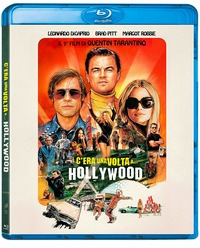 Cover Dvd C'era una volta a Hollywood (Blu-ray)