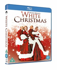 Cover Dvd Bianco Natale (Blu-ray)