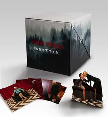 Twin Peaks. From Z to A. La serie completa. Limited Edition (21 Blu-ray) di David Lynch - Blu-ray