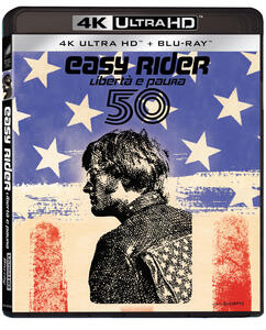 Film Easy Rider (Blu-ray + Blu-ray Ultra HD 4K) Dennis Hopper
