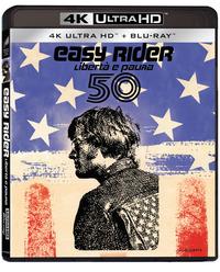 Cover Dvd Easy Rider (Blu-ray + Blu-ray Ultra HD 4K)