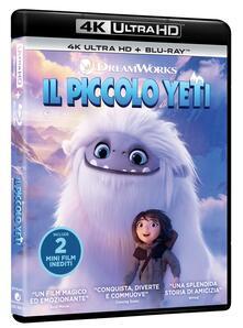 Il piccolo Yeti (Blu-ray + Blu-ray Ultra HD 4K) di Jill Culton - Blu-ray + Blu-ray Ultra HD 4K