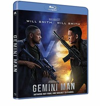 Cover Dvd Gemini Man (Blu-ray)