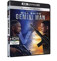 Cover Dvd Gemini Man (Blu-ray + Blu-ray Ultra HD 4K)