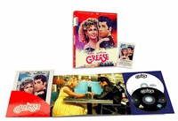 Cover Dvd Grease (DVD + Blu-ray)