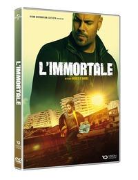 Cover Dvd L' immortale (DVD)