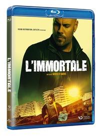 Cover Dvd L' immortale (Blu-ray)