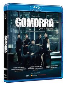 Gomorra. La serie. Stagione 4 (3 Blu-ray) di Francesca Comencini,Marco D'Amore - Blu-ray