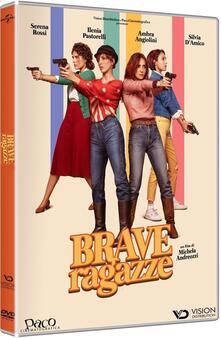 Brave ragazze (DVD) di Michela Andreozzi - DVD