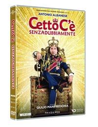 Cover Dvd Cetto c'è, senzadubbiamente (DVD)