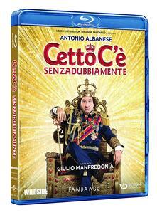 Cetto c'è, senzadubbiamente (Blu-ray) di Giulio Manfredonia - Blu-ray