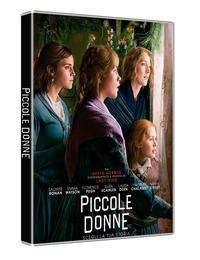 Cover Dvd Piccole donne (DVD)