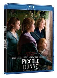 Cover Dvd Piccole donne (Blu-ray)