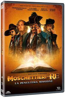 Moschettieri del re. La penultima missione (DVD) di Giovanni Veronesi - DVD