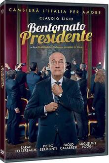 Bentornato presidente (DVD) di Giancarlo Fontana,Giuseppe Stasi - DVD