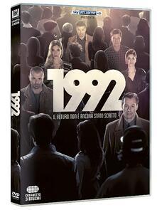 1992. Stagione 1. Serie TV ita (3 DVD) di Giuseppe Gagliardi - DVD