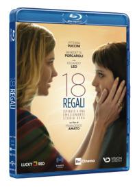 Cover Dvd 18 Regali (Blu-ray)