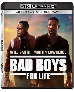Film Bad Boys for Life (Blu-ray + Blu-ray UltraHD 4K) Adil El Arbi Bilall Fallah