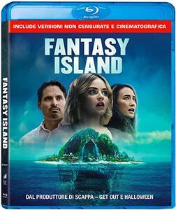 Film Fantasy Island (Blu-ray) Jeff Wadlow