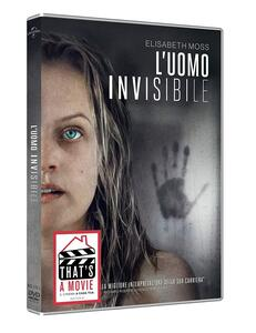 Film L' uomo invisibile (DVD) Leigh Whannell