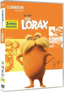 Film Lorax. Il guardiano della foresta (DVD) Chris Renaud Kyle Balda
